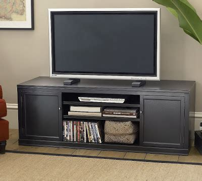 pottery barn tv stand copy cat chic pottery barn logan tv stand