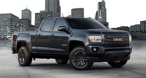 2019 Gmc Canyon Design, Price  20182019 Best Pickup Trucks