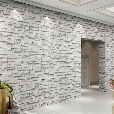 embossed vinyl wallpaper mural papel de parede modern