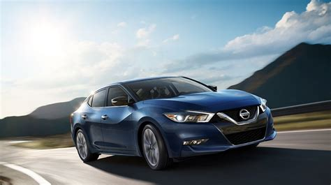 All New 2017 Nissan Maxima A Family Car With Style, Luxury