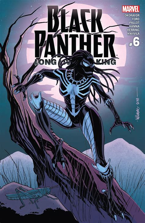African Speculative Fiction, Black Panther, and Venom: An ...