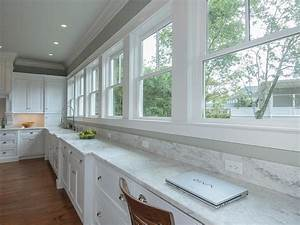 photo page hgtv With kitchen colors with white cabinets with window stickers for home privacy