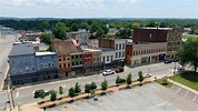 Historic Connersville, Indiana - YouTube