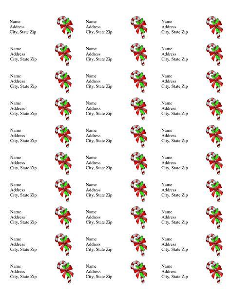 printable christmas labels templates christmas