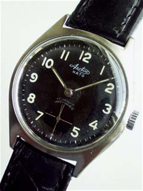 bidfun db archive wrist watches  gents arctos nato