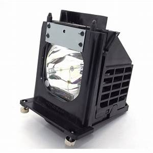 mitsubishi wd 57833 replacement lamp with housing With lamp light flashing on mitsubishi tv