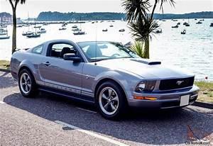 2007 FORD MUSTANG GT 4.0 V6 Metallic Grey