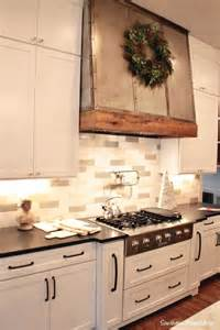 Kitchen Ventilation Ideas Confessions Of A Diy Aholic How To Build A Shaker Style Range Kitchen