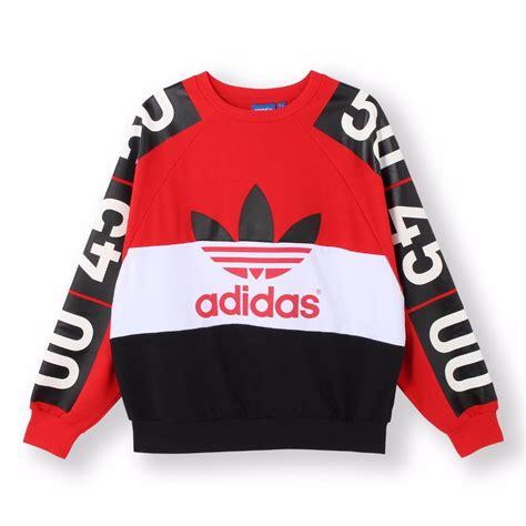adidas sweater black and white adidas topshop superstar sweatshirt sweater