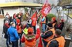 24-Stunden-Streiks gestartet: IG-Metall-Chef ...