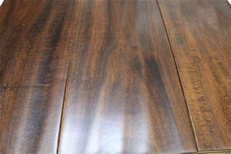 scraped acacia hardwood flooring espresso look hand scraped acacia engineered hardwood flooring