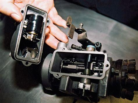 stanadyne db injection pump diesel engine diesel