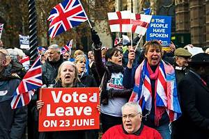 Stop patronising the 52% – the Brexit vote was a rational ...