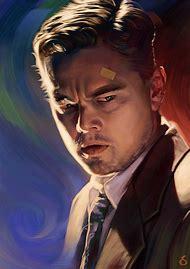 Paintings by Leonardo DiCaprio