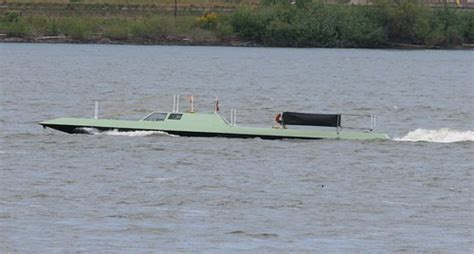 Alligator Boat by Covert Naval Alligator Sealion Stealthy Semi