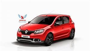 Renault Dacia Sandero : dacia sandero rs wearing renault badges rendered autoevolution ~ Medecine-chirurgie-esthetiques.com Avis de Voitures