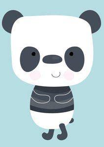 Poster Panda Babykamer by Poster Met Panda De Panda Poster Leuk In De Kinderkamer