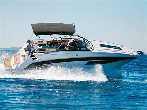 Glastron Boats Reviews by Glastron Gs 259 Powerboat Rib Magazine