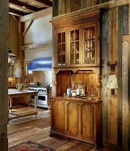 1870 Rustic Barn Restored by Douglas VanderHorn Architects  Rustic