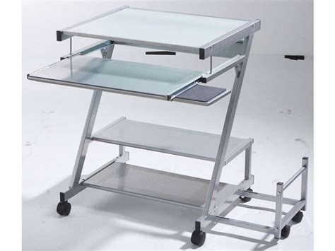 table pour pc de bureau bureau micro informatique fusion vente de bureau conforama