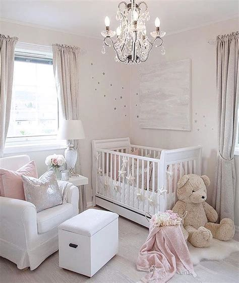 beautiful baby girl nursery room ideas gazzed