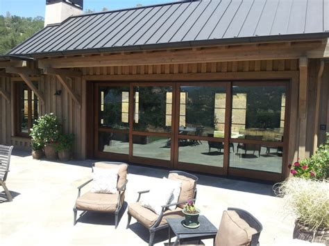 barn style house custom windows and doors traditional