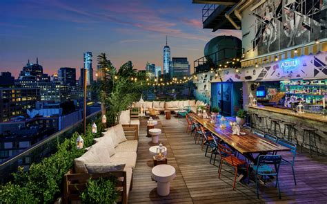 Rooftop Bars And Restaurants In Nyc To Visit Now
