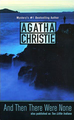 Review  And Then There Were None By Agatha Christie