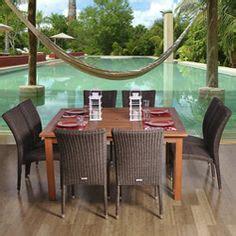 costco venice 5 patio dining set by sirio deck