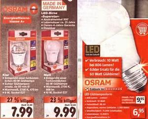 Led Lampen Bauhaus : osram led lampen deals bei bauhaus und kaufland gemischtes doppel fastvoice blog ~ Frokenaadalensverden.com Haus und Dekorationen