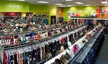 Brandname Thrift Store Satisfies With Deals  Stevenson