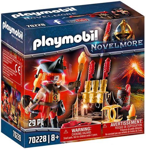 nouvelle gamme playmobil novelmore