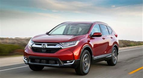 2019 Honda Crv Release Date, Price, Rumors, Engine, Design