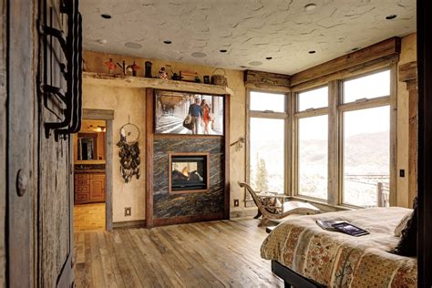 rustic bedroom industrial fireplace tool with fireplace mantel bedroom Industrial