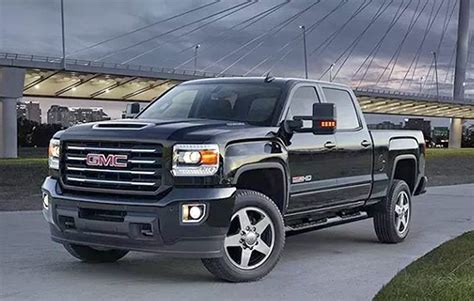 2020 Gmc 2500 Gas by 2020 Gmc 2500 Denali Hd Release And Review