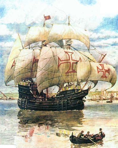 Ship Vasco Da Gama by Causa Merita Hist 211 Ria