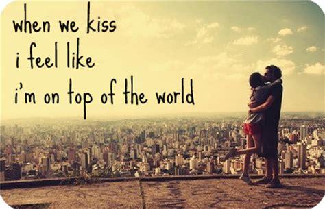 kiss  feel  im  top   world