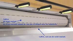 Volet Roulant Electrique Bloqué En Haut : volet roulant electrique bloque ~ Nature-et-papiers.com Idées de Décoration