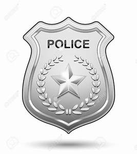 Cop clipart police badge - Pencil and in color cop clipart ...