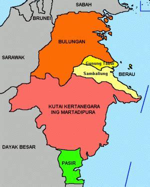 provinsi kalimantan utara ibu kota tanjung selor kab