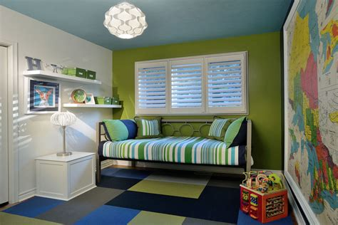 Cool Kids Rooms  Eclectic  Kids  Toronto  By Sarah St