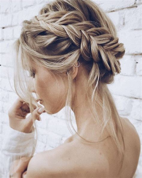 trending updo wedding hairstyles  instagram page