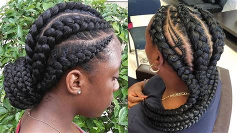 Braided Hairstyles And Haircuts Ideas For 2017