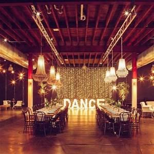 Siete tendencias en iluminación para las bodas más románticas