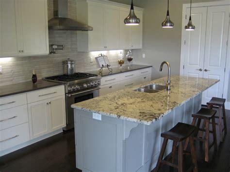 alaska white granite with white cabinets kitchen alaska white granite traditional kitchen