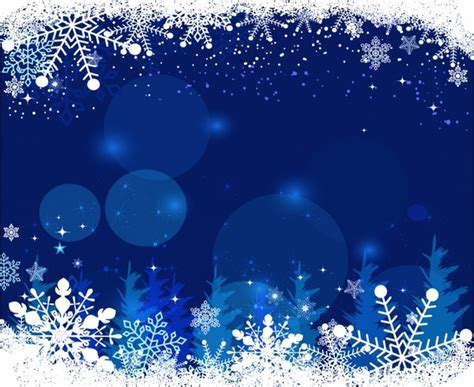 Winter Birthday Background by Winter Background Vector Free Vector 45 005 Free
