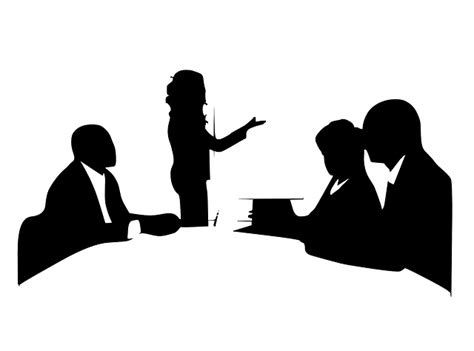 Meeting Conference Room · Free Vector Graphic On Pixabay