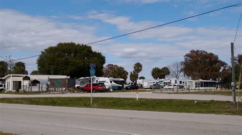 breeze lake rv park okeechobee fl campground campgrounds