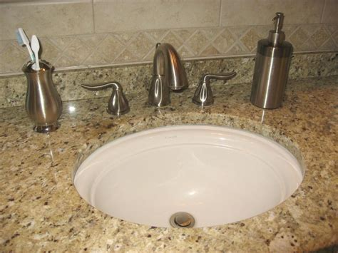 undermount kitchen sink with faucet holes undermount bath sink with faucet holes 9539