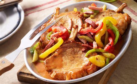 Rezepte für Koteletts vom Schwein • GUSTO.AT
